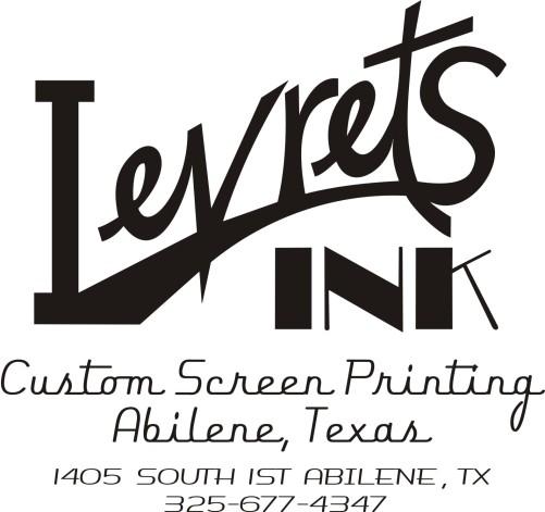 LEVRETS INK NEW LOGO