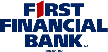 Pedal Sponsor - First Financial Bank
